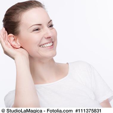 Hörgerätanpassung